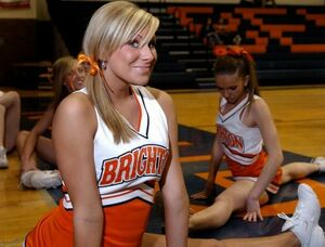 britney amber cheerleader