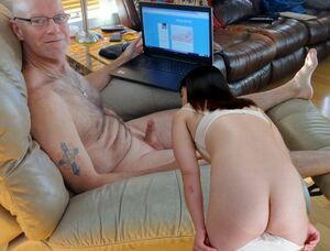 older woman younger man sex
