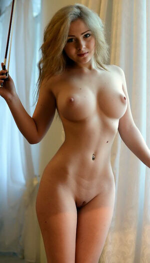 young naked blondes