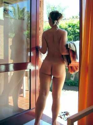 young nudist voyeur